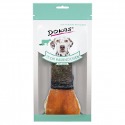 Dokas Chew Bone with Salmon 15 cm Salmon