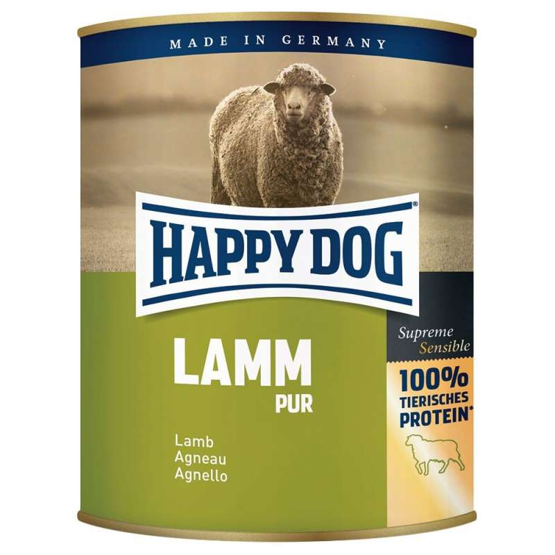 Happy Dog Voi Lamm Pur 200 g