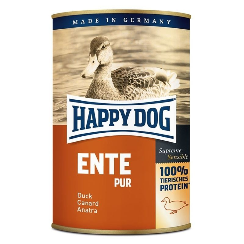 Happy Dog Ankka Pur 400 g