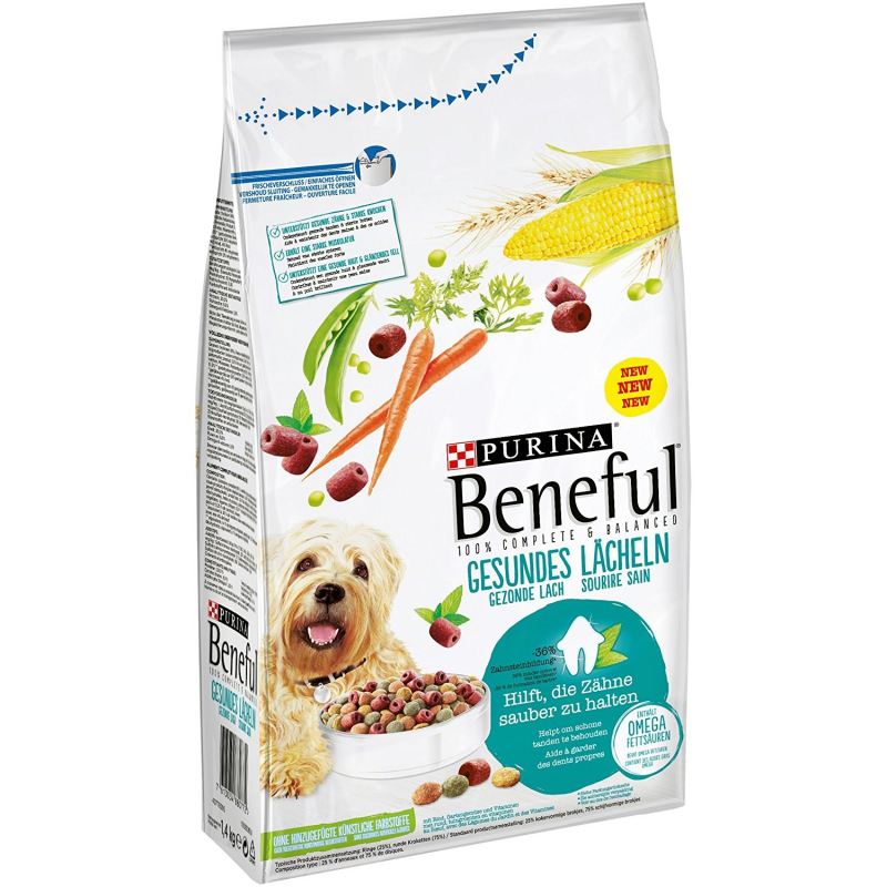 Purina Beneful - Sourire Sain 14 kg, 11 kg, 1.4 kg