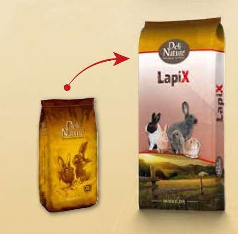 Deli Nature LapiX Dinner Mix 20 kg