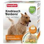 Beaphar Skin and Coat Health Candy with Garlic Cover