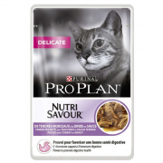 Purina Pro Plan Delicate Wet Wood with Turkey