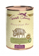 Terra Canis Wild Boar with Natural Rice, Fennel & Raspberries 400 g