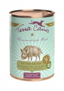 Terra Canis Wild Boar with Beetroot, Sweet Chestnut & Chia seeds 400 g
