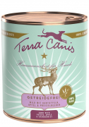 Terra Canis Menu Grain-Free, Game with Potato, Apple & Cranberries 800 g