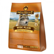 Wolfsblut Wide Plain Large Breed  à base de Viande de Cheval et de Patates Douces 15 kg