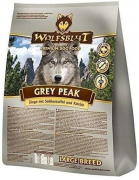 Wolfsblut Grey Peak Large Breed with Goat meat, sweet potato and pumpkin 15 kg