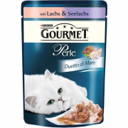 PurinaGourmet Perle Duetto di Mare with Salmon and Pollock 85 g Cat food
