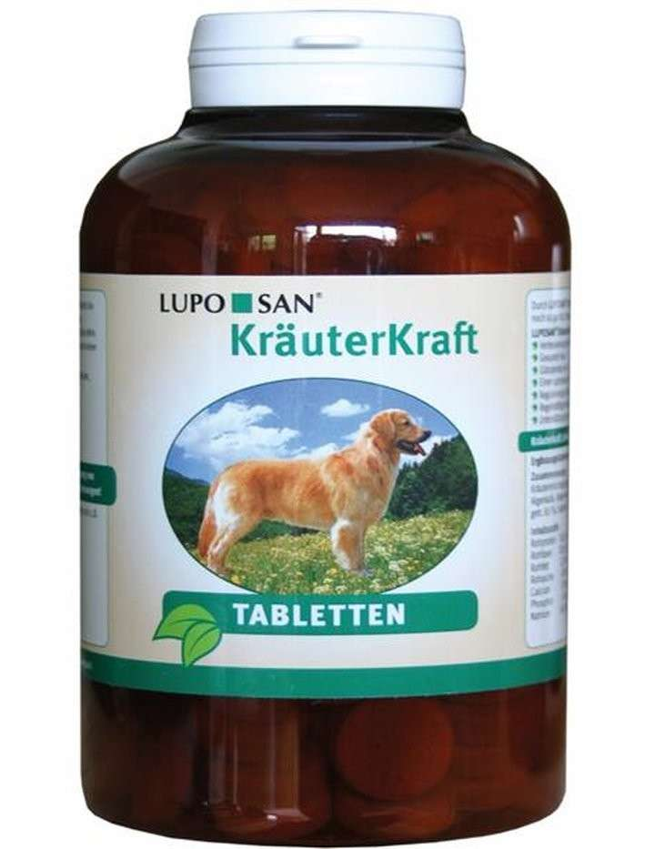 Luposan Herbal Power, tablets 400 g köp billiga på nätet