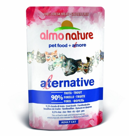 Almo Nature Alternative Taimen 55 g