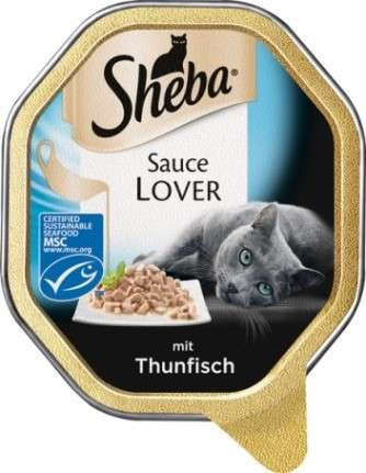 Sauce Lover with Tuna by Sheba 85 g buy online