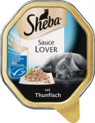 Sheba Sauce Lover with Tuna 85 g