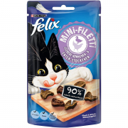 Felix Mini-Filetti Poulet et Canard 40 g