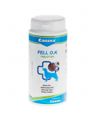 Canina Pharma Coat O.K. Tablets 250 g