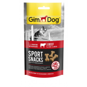 Sport Snacks with Beef - EAN: 4002064514444