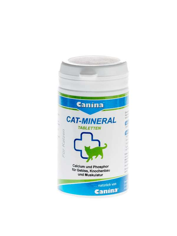 Canina Pharma Cat-Mineral Tablets 75 g