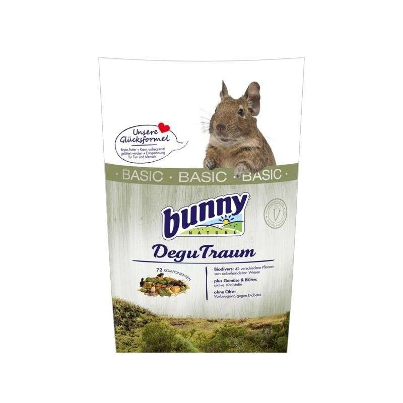 Bunny Nature DegoeDroom Basic 600 g, 3.2 kg, 1.2 kg