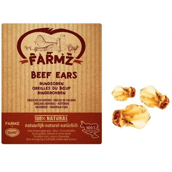 Farmz Beef Ears from DUVO+  buy online