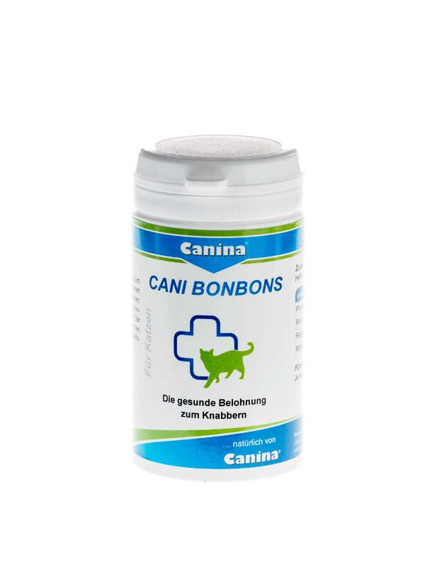 Canina Pharma Cani-Bonbons, approx. 100 pcs 50 g 4027565202300 anmeldelser