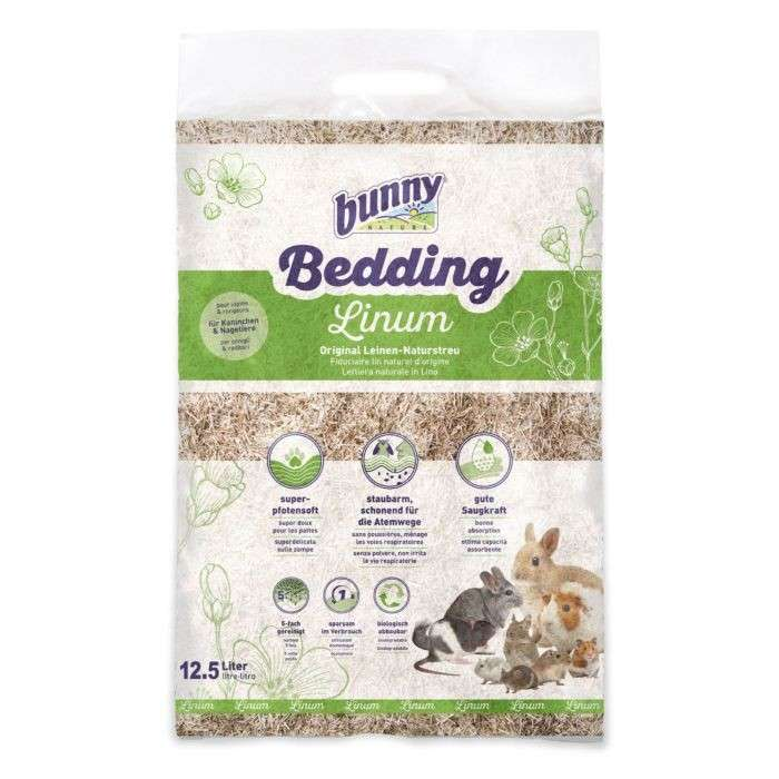 Bunny Nature BunnyBedding Linum 12.5 l 4018761160709
