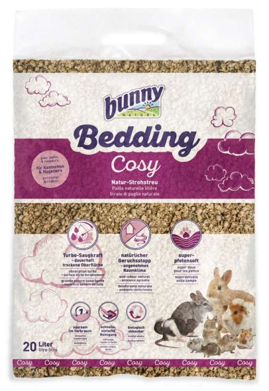 Bunny Nature BunnyBedding Cosy 20 l 4018761160600