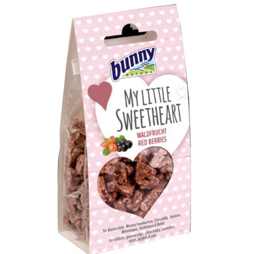 Bunny Nature My little Sweetheart Waldfrucht Wildbeeren 30 g