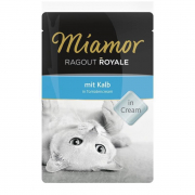Miamor Ragout Royale Veal in Tomato Cream