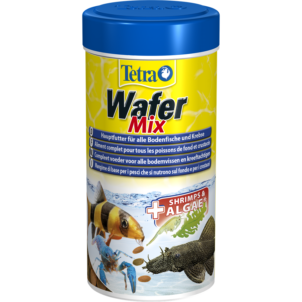 Tetra Wafer Mix 1 l, 100 ml, 250 ml