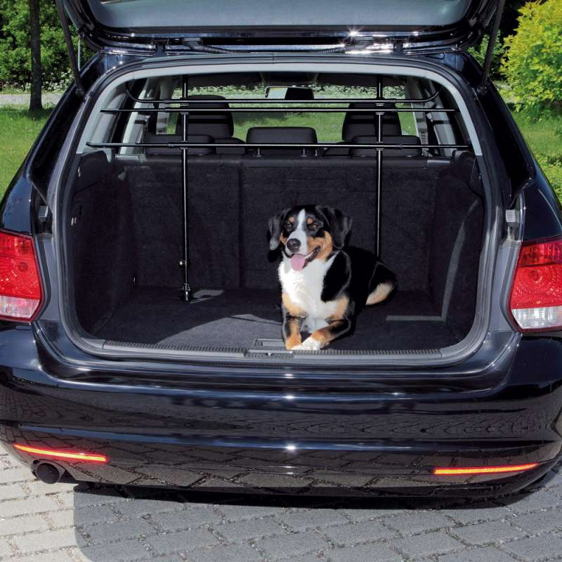 Trixie Car Dog Guard, angled black 85-140x75-110 cm  buy online