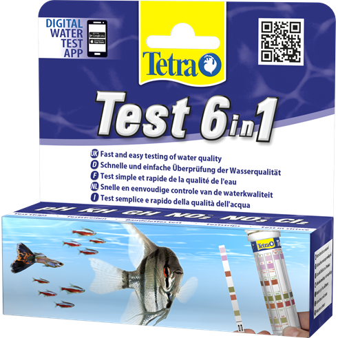 Tetra Test 6in1  4004218175488