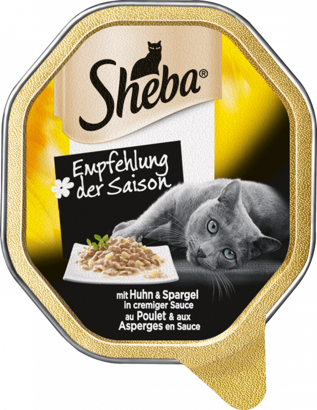 Sheba Recommendation of the Season 85 g test