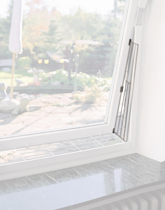 Trixie Window Protective Grid, Side 62x16/8 cm  buy online
