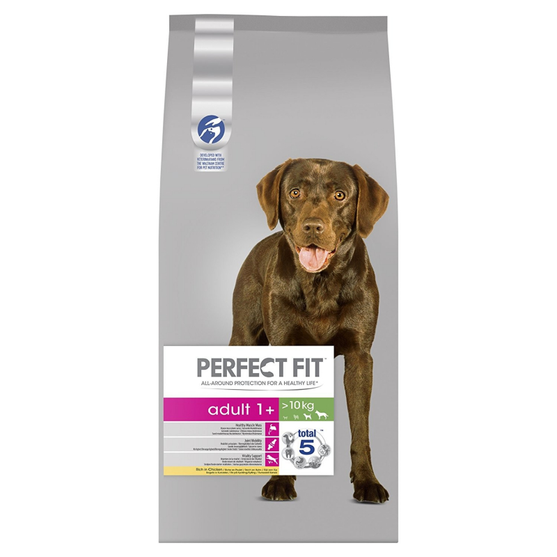 Perfect Fit Adult 1+ M/L Huhn 1.4 kg, 14.5 kg bei Zoobio.at