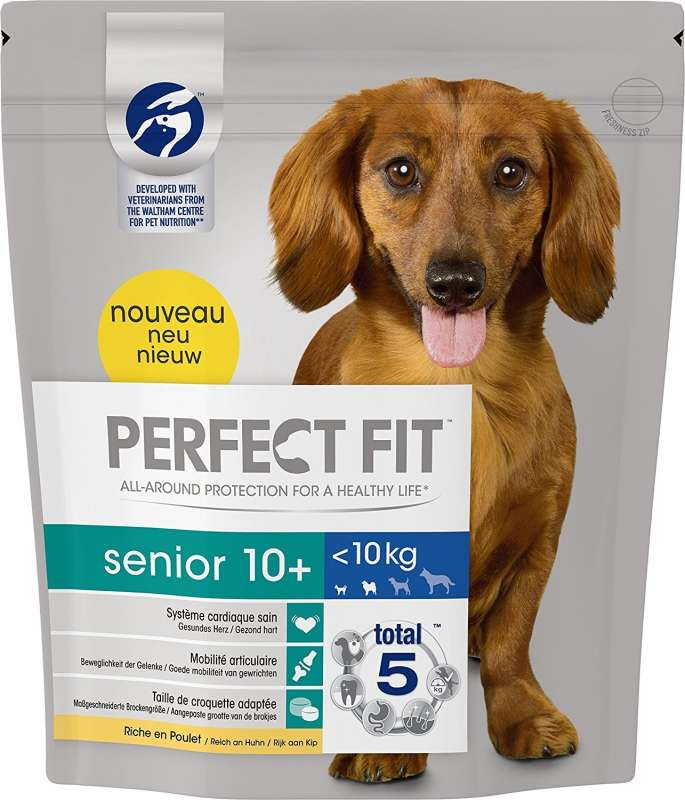 Perfect Fit Senior XS/S 10+ Poulet 1.4 kg
