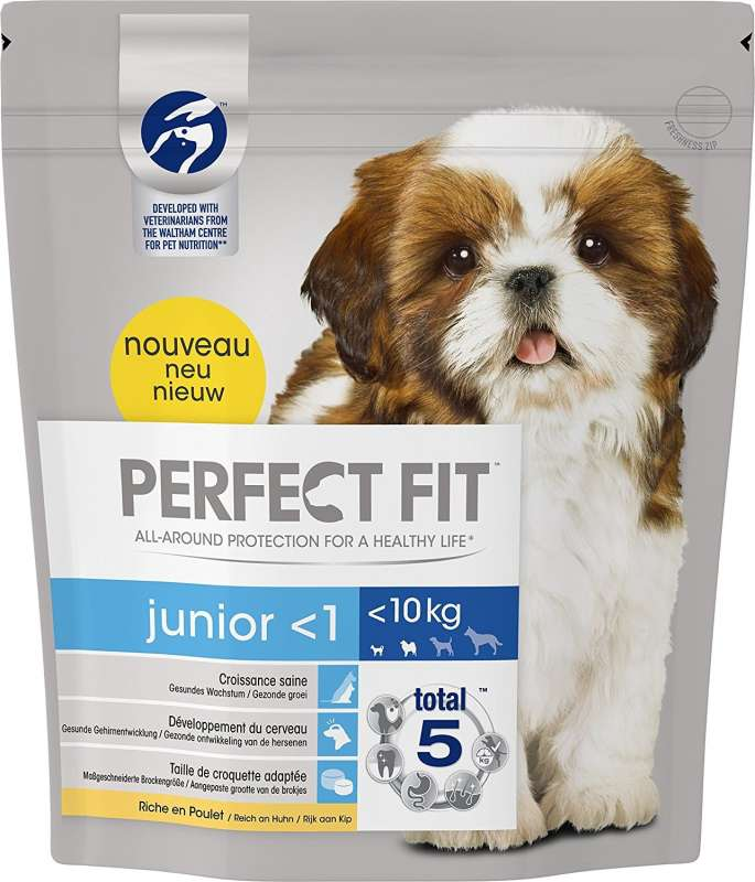 Perfect Fit Junior <1 XS/S, Chicken 1.4 kg 4008429092282 anmeldelser