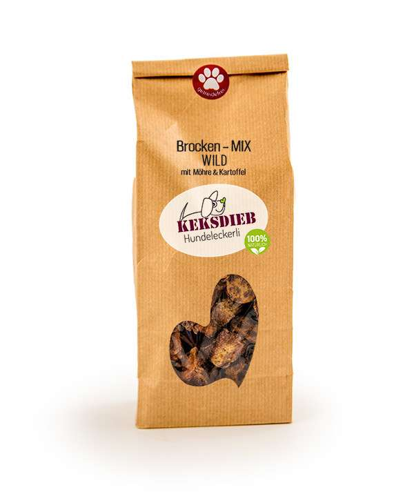 Keksdieb Brocken Mix – Venado 400 g