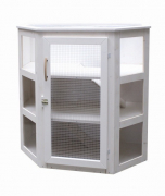 Elmato Elmi Fit Luxury Villa for rodents White