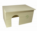 Elmato Bunny-Family Dwarf Rabbit House 43x27x24 cm