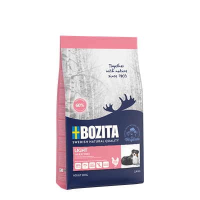 Bozita Light 2.4 kg