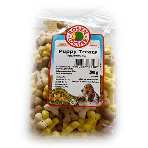 Rosenlöcher Biscuits Puppy Treats 200 g