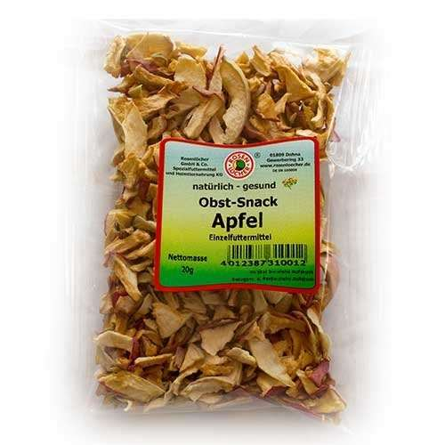 Rosenlöcher Apple Sticks 20 g 4012387310012