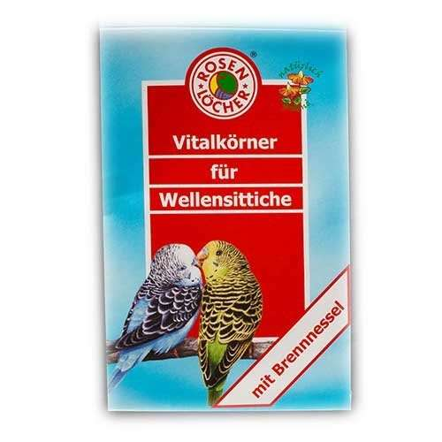 Rosenlöcher Vital Grains for Budgies 20 g kjøp billig med rabatt