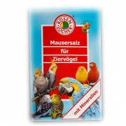 Rosenlöcher Moulting Salt for Ornamental Birds 15 g