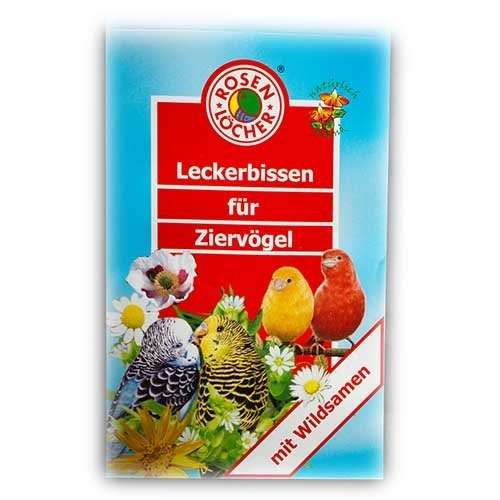 Treats with Wild Seeds by Rosenlöcher 5 g buy online