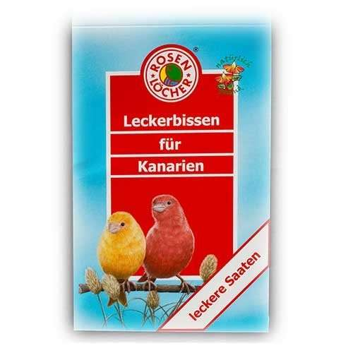 Treats for Canaries and Exotic birds by Rosenlöcher 20 g buy online