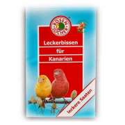 Rosenlöcher Treats for Canaries and Exotic birds 20 g