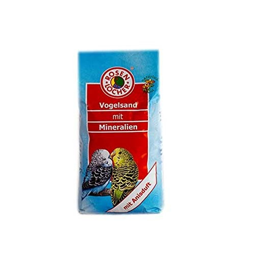 Rosenlöcher Bird Sand with Anise 2 kg