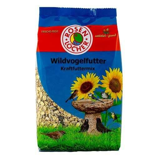 Rosenlöcher Wild Bird Power Food Mix 750 g 4012387750399 erfaringer