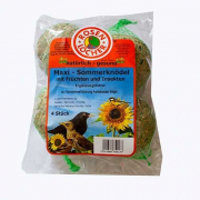 Wild Bird Summer Fat Balls with Insects 4 pcs